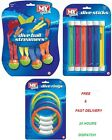 MY Kids Beach Swimming Pool Diving Sticks Rings Ball Streamers Learning Game Toy