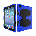 Heavy Duty Shockproof Protective Full Hard Case For Apple iPad Pro 12.9 10.5 9.7
