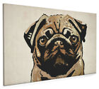 Pug Dog Box Canvas and Poster Print (4)