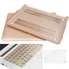 "Hard Rubberized Case Cover + Soft Keyboard for Mac Macbook Air 13"" A1369 A1466"