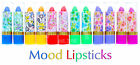 mood lipstick w aloe long lasting magic lipstick color changing pink 24 hour 12x