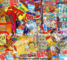 Japanese Candy Snack Variety Dagashi Assortment Random 9, 20, 30, 40pcs etc. set