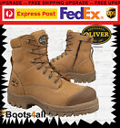 Oliver Men's Safety Work Boots Non Metallic Zip METAL FREE 45632Z BEST SELLER