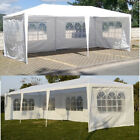 10x20'/10x30' Outdoor Gazebo Canopy Wedding Party Tents Pavilion Cater BBQ Tent