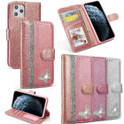Flip Embossed Patterned Pu Leather Card Pocket Strap Stand Case Cover Bumper My