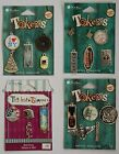 BLUE MOON CHARM ASSORTMENT NEW YORK, LAS VEGAS, USA, MILITARY - NEW YOUR CHOICE