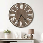 Farmhouse Clock Wall Stencil - Quick and Affordable Stencil for DIY Wall Art