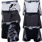 New Mens Skull Print Cotton Boxer Shorts Boxers Pants Underwear Size M L XL XXL