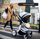 Baby Stroller Carriage Folding Child Trolley Baby Car 2 In 1 Single Seat