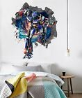 3D Transformers 743 Wall Murals Wall Stickers Decal breakthrough AJ WALLPAPER US - Time Remaining: 2 days 5 hours 52 minutes 7 seconds