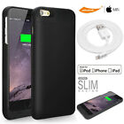 Genuine MFI Lightning 8pin Cable Portable Extended Battery Case F iPhone 7 Plus