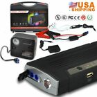 12V82800mAh Portable Car Jump Starter Pack Booster Charger Battery