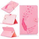 Pattern Leather Wallet Case Dustproof For Samsung Galaxy Tab A 10.1 9.7 8.0 7.0