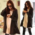 Fashion Women Long Sleeve Knitted Sweater Coat Knitwear Outwear Autumn/Winter