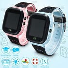 Anti-lost Children Kids Smart Wrist Watch Phone GPS SOS Call For Android IOS
