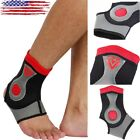 Breathable Wrap Sports Injury Ankle Brace Support Guard Basketball Protector FCS