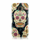 SUGARSKULL MEXICAN PATTERNS HARD CASE COVER FOR SAMSUNG GALAXY MOBILE PHONES