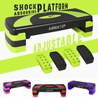 Aerobic Step Adjustable Exercise Stepper Yoga Home And Gym Fitness Workout Board