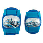 Kidzamo Youth Elbow/Knee Pads Two Knee Two Elbow Affordable Full Set NWT