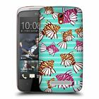 HEAD CASE DESIGNS SEA PRINTS HARD BACK CASE FOR HTC PHONES 2