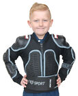 Wulfsport cub youths full deflector body armour