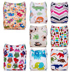 Toddler Baby Boys Girls Washable Reusable Cloth Diaper Pocket Nappy Cover Wrap