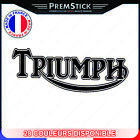 Stickers Triumph - Autocollant moto, deux roues, scooter, casque ref1 $6.23 CAD on eBay