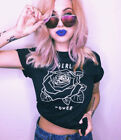 Girl Power The Future is Female T-shirts Feminist Tee Tops Protest Resist New