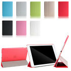 Ultra Thin Leather Case Magnetic Smart Cover With Stand Case For Ipad Mini 4
