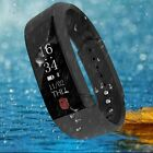 2017 Waterproof OLED Touchpad Smart Bracelet Wristband Heart Rate Monitor Lot BP