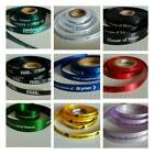 Personalised Corporate Gift Ribbon 10mm Satin Your Logo Any Message Any Wording