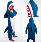 Hot Shark Unicorn Unisex Adult Kigurumi Pajamas Animal Cosplay Sleepwear Onesie1