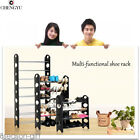 TIER SHELF SHOE RACK ORGANIZER STAND CUPBOARD FOR SHOES EASY ASSEMBLE GIFT