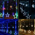 LED String Fairy Hanging Curtain Lights Holiday Xmas Wedding Party Decor 4M GIFT
