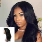 Brazilian 360 Lace Frontal Wigs Glueless Pre Plucked Straight Human Hair Wig