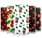DYEFOR CHERRY PRINT COLLECTION HARD MOBILE PHONE CASE COVER FOR SONY XPERIA C4 £4.95 GBP on eBay