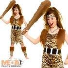 Stone Age Cave Girls Fancy Dress Book Week Wild Caveman Kids Childrens Costume