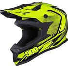 509 Altitude Poly Neon Voltage Matte Snowmobile Helmet 509-HEL-ANV-XXX