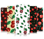 DYEFOR CHERRY PRINT COLLECTION HARD MOBILE PHONE CASE COVER FOR SONY XPERIA Z3 £4.95 GBP on eBay