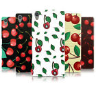 DYEFOR CHERRY PRINT COLLECTION HARD MOBILE PHONE CASE COVER FOR SONY XPERIA Z5 £4.95 GBP on eBay
