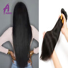 Brazilian Virgin Hair Straight 1 Bundle 100%Unprocessed Huma