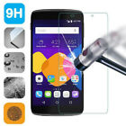 100% GENUINE TEMPERED GLASS FILM SCREEN PROTECTOR FOR ALCATEL VARIOUS MODELS