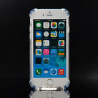 Amazing Hot Clear Hard Back Case Silicone Bumper Cover and Film for iPhone 5/6 +