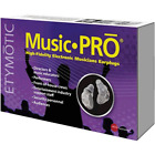 New Etymotic Music*PRO High-Fidelity Electronic Musicians Earplugs