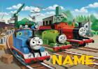 THOMAS THE TANK ENGINE b PERSONALISED PLACE MAT DINNER MAT TABLE MAT