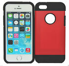 Strong Durable Slim Armor Shock Proof Case Cover for APPLE I PHONE 5S