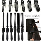 110-240V Tube Shape Deep Curly Ceramic Curling Iron Heating Hair Wave Curler LJ