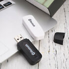 NEW Bluetooth Wireless USB 3.5mm Audio Music Speaker Receiver Adapter HOT
