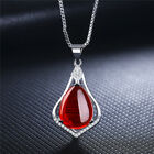 Hot!Women Fashion Necklace Ladies Jewelry Modern Crystal Pendant ZD2014