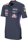 AUTHENTIC PEPE JEANS INFINITI RED BULL RACING F1 TEAM , Woman button polo